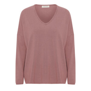 Stella V-neck Antique Rose