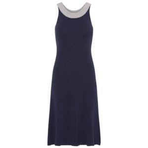 Serena Dress Indigo