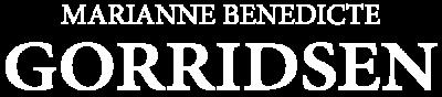 Gorridsen-Marianne-Benedicte-Logo